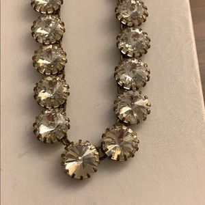 J. Crew Jewelry - J.Crew Swavorski crystal necklace -  16 inch